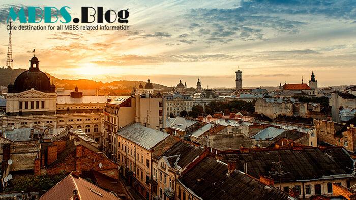 Lviv National Medical University, Ukraine