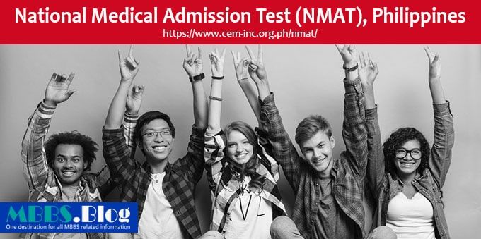 National Medical Admission Test NMAT