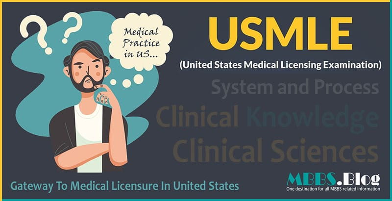 United States Medical Licensing Examination – USMLE